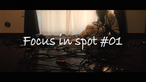 Focus in spot #1